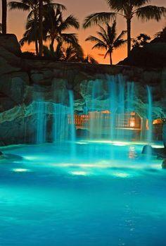 Wailea Beach Marriott Resort & Spa. Maui, Hawaii. Will stay here next time we go.