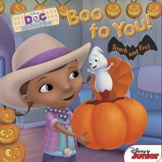Boo to you! Doc Mcstuffins
