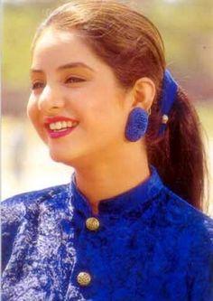 Divya Bharti Face