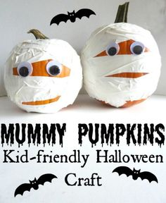 11 Super Simple Pumpkin Crafts