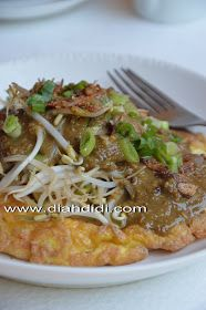 Diah Didi's Kitchen: *Menu Diet*..Hihi..Tahu Telur Surabaya