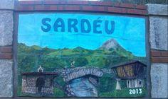 COPE Ribadesella 98.3 fm: SARDÉU (RIBADESELLA) PRESUME DE PANEL TURÍSTICO