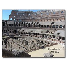 The Coliseum - Rome Italy