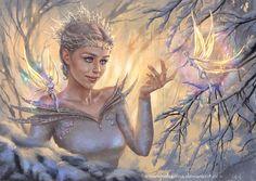 Winterspell by Inna-Vjuzhanina on DeviantArt