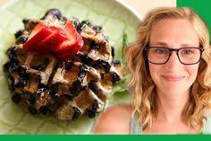 Sourdough Waffles Recipe
