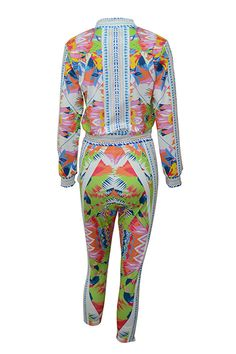306a6e487e m.lovelywholesale.com wholesale -stylish+mandarin+collar+long+sleeves+printed+healthy+fabric+two-piece+pants+set-g155744.html