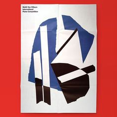 drawdownbooks:  Poster Tribune, Issue 6  Each issue includes three fold-out posters related to the issue's theme. Issue 6, which focuses on New York, includes posters by Ivan Chermayeff (above), Jessica Svendsen, and Benjamin Critton.  Available at Draw Down Keep reading