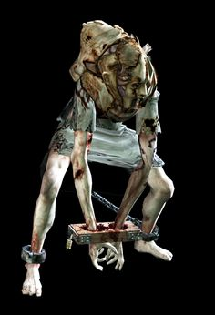 Lisa Trevor in Resident Evil - Google Search