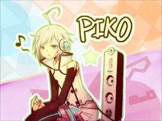 Piko <3 Vocaloid Piko, Hatsune Miku, Happy Birthday, Family Guy, Princess Zelda, Kawaii, Youtube, Utatane, Anime
