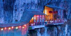35 Restaurants Con Las Mejores Vistas Del Mundo. El 25 Te Dejará Alucinando.