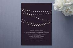 so simple, but so perfect. #wedding #diy #invitation