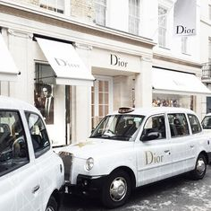 Interior Design:  Christian Dior's new flagship store in London