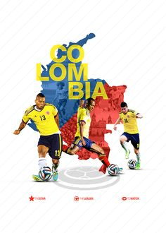 colombia....