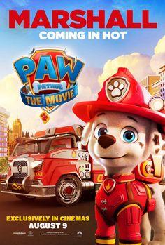 Paw Patrol Pups, Paw Patrol Movie, Nick Jr, Marshall Paw Patrol, Popsugar, Paw Patrol Bedding, Em Breve Nos Cinemas, Power Rangers Fan Art, Cloverfield 2