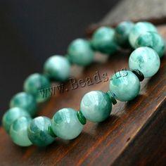 jade bracelet, Rond, 10mm