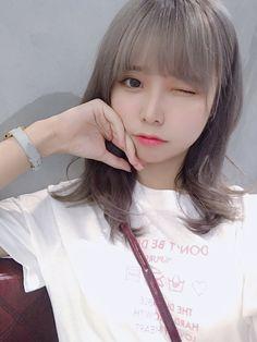 Image may contain: 1 person, closeup Asian Cute, Cute Asian Girls, Sweet Girls, Cute Girls, Uzzlang Girl, Girl Face, Cute Kawaii Girl, Cute Japanese Girl, Model Face