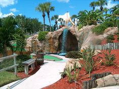 Jungle Golf Mini Putt - Fort Myers Beach, Florida