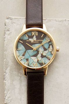 Butterfly Watch by Olivia Burton
