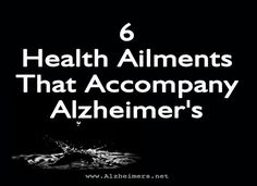 Several health risk factors have been linked to Alzheimer's disease.