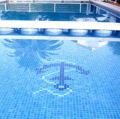 Pool! O snap! look at that anchor!