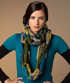 crochet infinity scarves and cowls - free patterns