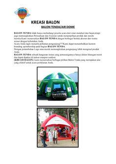 balon-tenda-26259665 by KREASI BALON via Slideshare