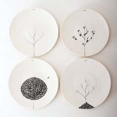 Scandinavian Deko: DIY: create your own wall art