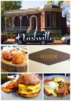 Husk Restaurant - Nashville, TN (the cheeseburger will change your life!)