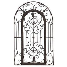 Paragon Secret Garden Gate Wall Décor