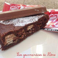 Brownie Kit Kat