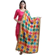 Before you go hunting for an Amritsari phulkari dupatta, check out the best place for a shopping spree. Heavy Dupatta, Ethnic Design, Amritsar, Vintage Scarf, Long Scarf, Indian Ethnic, Wedding Wear, Indian Dresses, Dress Making