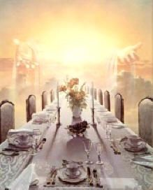 """Brides of Jesus Christ Revelation KJV, """"And he saith unto me, Write, Blessed are they which are called unto the marriage supper of the Lamb. And he saith unto me, These are the true sayings of God. Braut Christi, Revelation 19, Bride Of Christ, Jesus Is Coming, Prophetic Art, Jesus Pictures, Heaven Pictures, After Life, Power Of Prayer"""