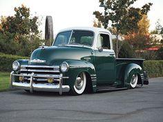 1951 Chevy Five-Window