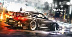 Speedhunter Porsche 911 Need for speed Tribute 1 variation 1, Yasid Oozeear on ArtStation at https://www.artstation.com/artwork/speedhunter-porsche-911-need-for-speed-tribute-1-variation-1