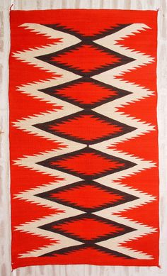 Historic Native American Textile : ght 886 : circa 1890 Transitional Weaving - Nizhoni Ranch Gallery