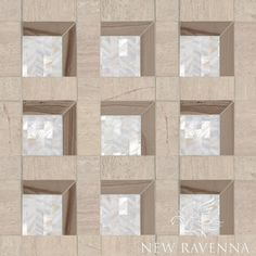 Paseo - Illusions Collection - contemporary - Wall And Floor Tile - Other Metro - New Ravenna Mosaics