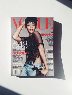 Vogue Rihanna cover