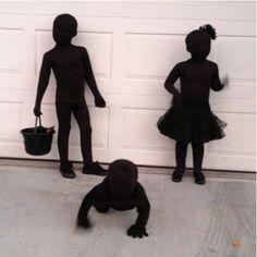 Black Morphsuit | Morph Costumes US