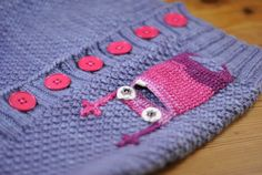 """nitsirk""  Blog about knitting! Lovely!"