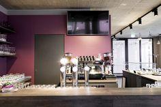 sky & sun café - Möbelbau Breitenthaler, Tischlerei Sun Cafe, Carpentry