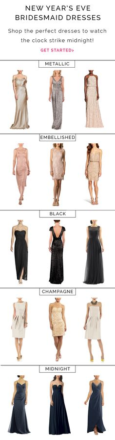 Find the perfect bridesmaid dresses for holiday weddings. Sign up today to work with a free expert stylist! Shop online. Try at home. Peace of mind delivered to your door!