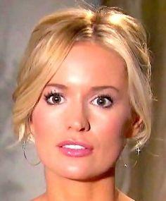 Emily Maynard Loose Bun - Loose Bun Lookbook - StyleBistro (Bachelorette)