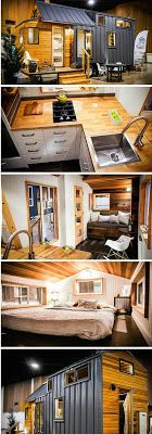 A Little Bit of This, That, and Everything: Tiny House And Small Space Living