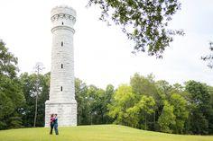Chattanooga Engagement Photographer :: Chickamauga Battlefield Engagement :: Eden Bliss Weddings
