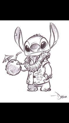 Stitch.. ♡ My true love.