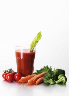 La dieta dei centrifugati di verdure e frutta disintossicante e purificante