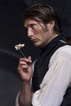 Mads- this is how he will appear in my dreams tonight.