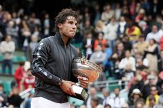 2012 Roland Garros Champions
