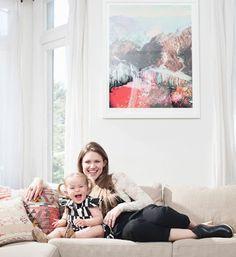 La petite fabrique de rêves: A San Francisco : la maison mid century de Janette Crawford ...  Rédaction Vinciane fiorentini-michel