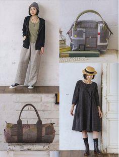 Santo Yoko Casual Wear n Bags Japanese Craft Book by PinkNelie
